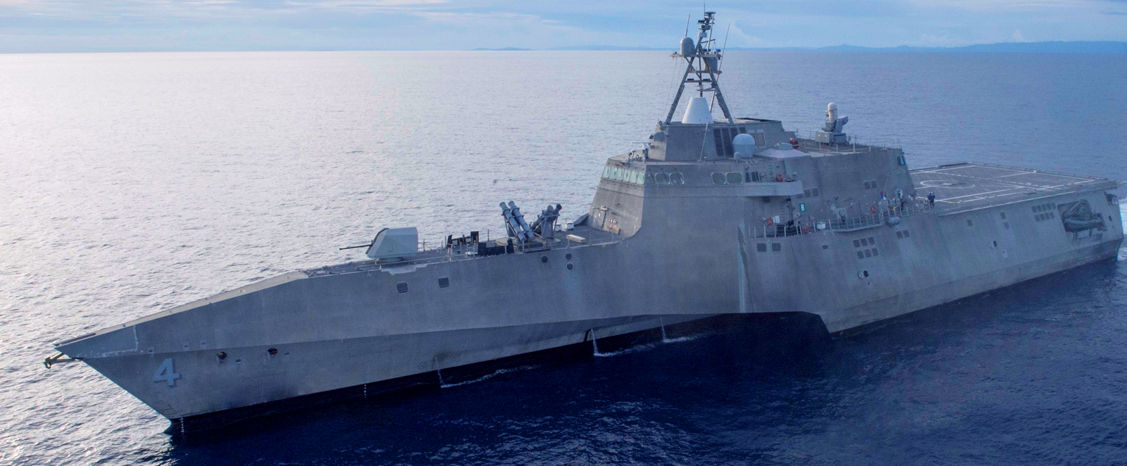 Independence-class littoral combat ship
